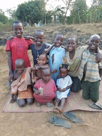 Our Ugandan Village Mothers, Children and Families4