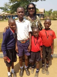 Our Ugandan Village Mothers, Children and Families8