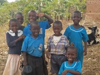 Our Ugandan Village Mothers, Children and Families9