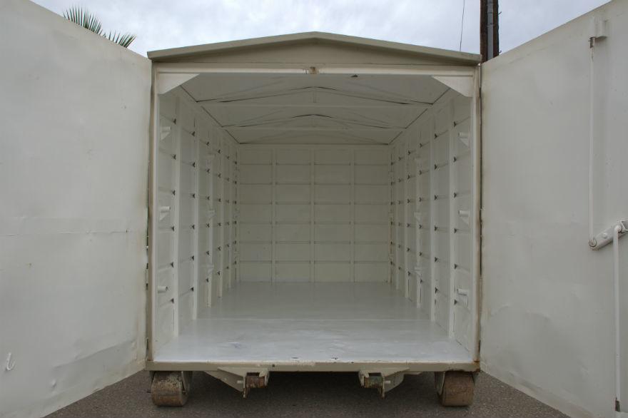 26 Foot Storage Box