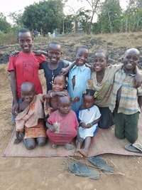 Our Ugandan Village Mothers, Children and Families20