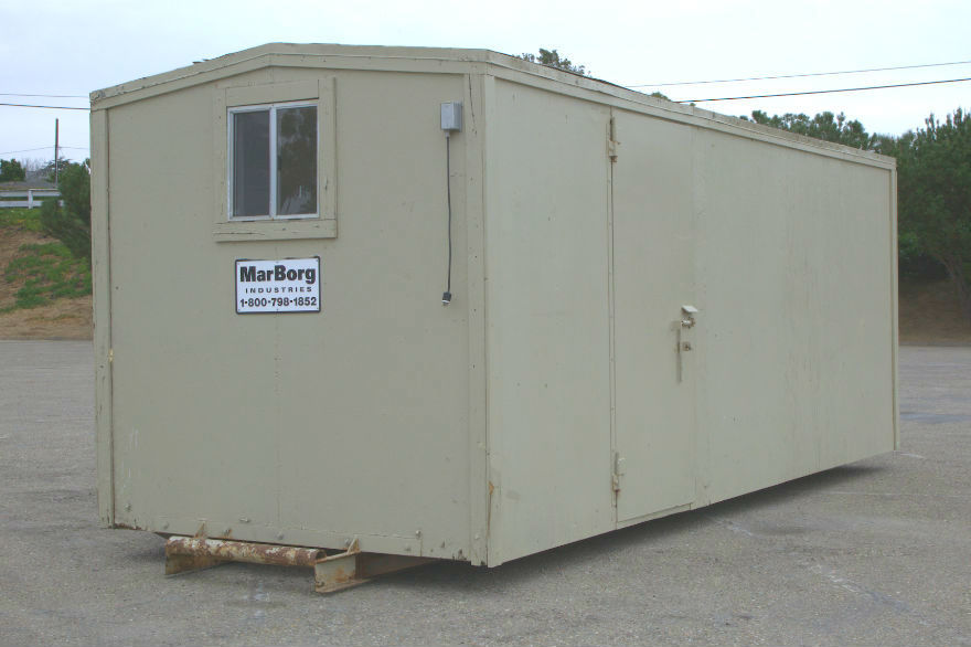 20 Foot Site Office