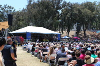 UCSB Commencement Ceremonies for 2013 01