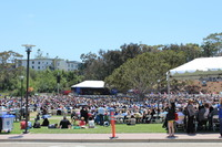 UCSB Commencement Ceremonies for 2013 02