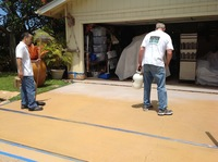 SINAK Corporation Concrete Stains Colorings Dyes and Texturing