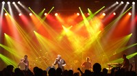 Santa Barbara Concert Lighting Rental27