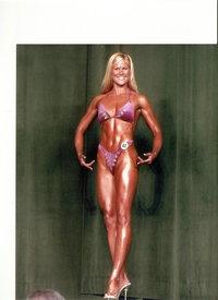 Hannah NPC Figure Competitor