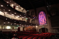 USC Bovard Auditorium debuts new Meyer Sound system 06