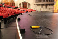 USC Bovard Auditorium debuts new Meyer Sound system 07