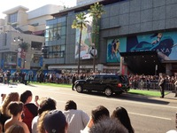 Back to LA and the Dolby Theatre for the Brave Premiere 02