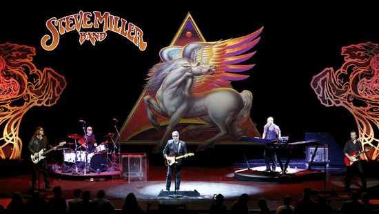 The Steve Miller Band in Concert