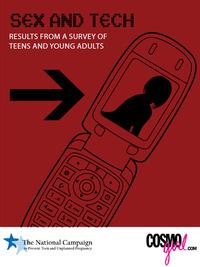 """Sexting"" Shockingly Common Among Teens"