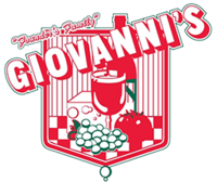 Giovanni's Pizza Santa Barbara Franchise Logo