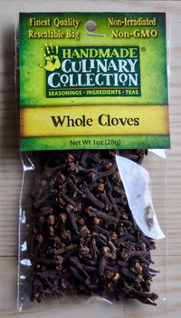Handmade Culinary Collection Whole Cloves