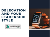 On The Radio: Delegation and your Leadership Style