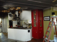 Fire Damage Restoration: Damage from a Grease Fire