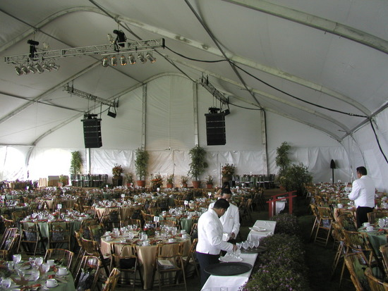 Santa Barbara Social Events Sound Lighting Services14