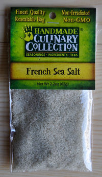 Toasted Brown Rice French Sea Salt