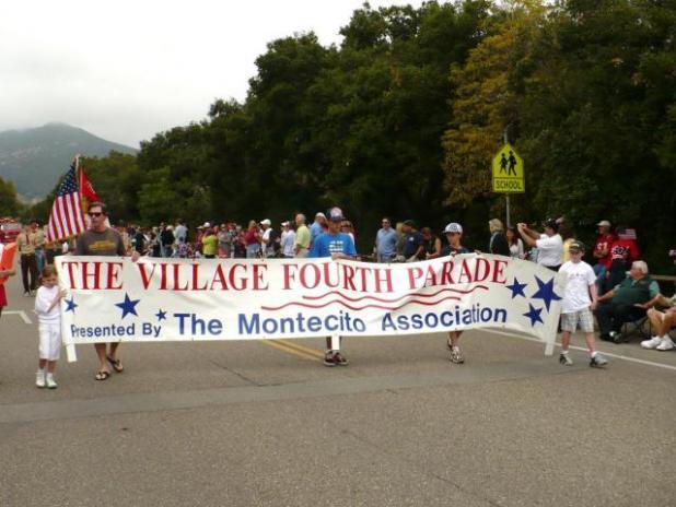 Village Fourth Parade 01
