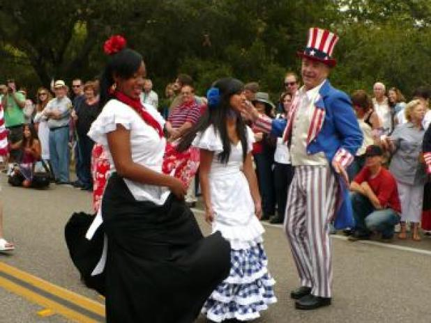 Village Fourth Parade 05