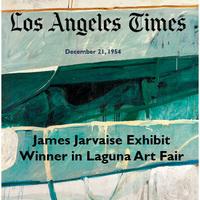 1954-07 Laguna Festival of Arts Exhibit Winners Named