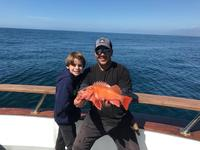 Coral sea  3.24.17  1/2 day fishing