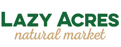 Lazy Acres Market Santa Barbara Grocery Logo