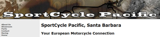 Sport Cycle Pacific