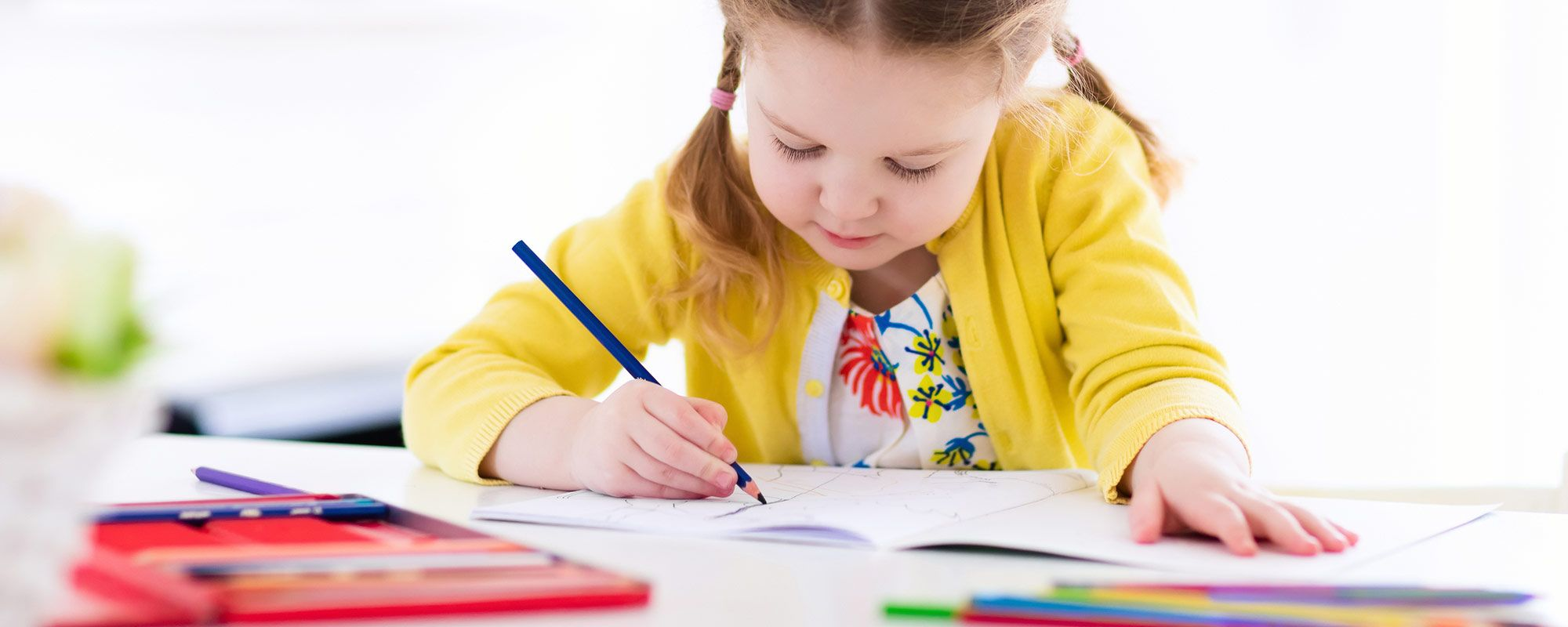 Does your child have trouble cutting, writing or holding a pencil correctly?