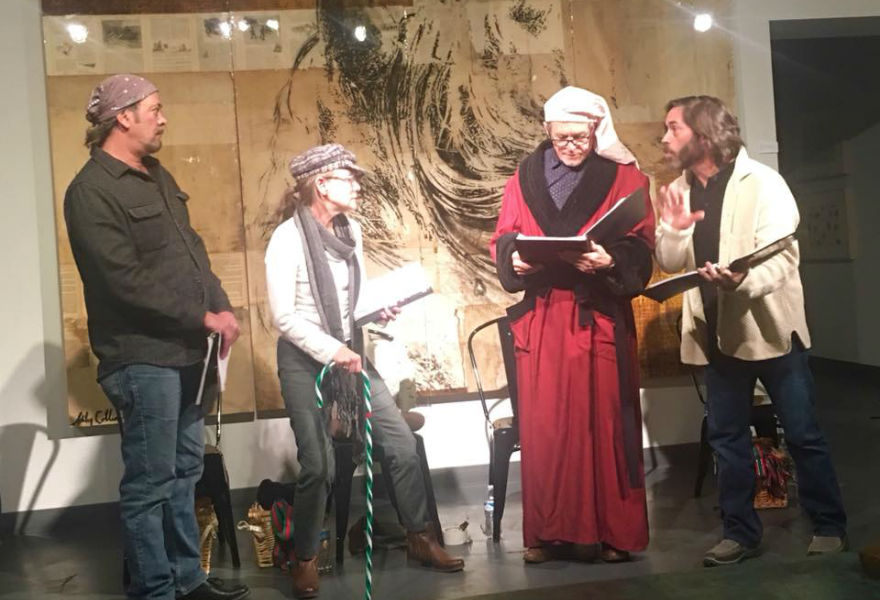 An Actor's Carol Special Engagement Reading