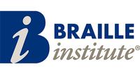Braille Institue Logo Santa Barbara Parking Services