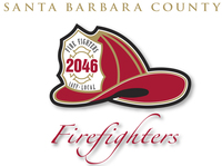 Santa Barbara FireFighters Alliance Logo Parking Services