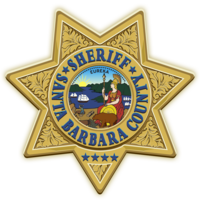 Santa Barbara County Sheriff's Benevolent Posse Logo