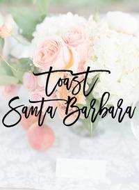 Toast Santa Barbara Logo Santa Barbara Parking Services