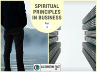 Spiritual Principles in Business: Marketing | Part 3
