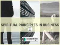 Spiritual Principles in Business: Customer Service | Part 4&5