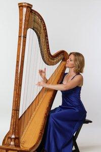 Laurie Rasmussen - Professional Harpist