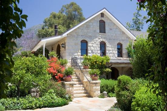 San Ysidro Ranch Stonehouse Dinning