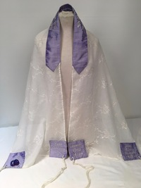 Kylie's Tallit Front