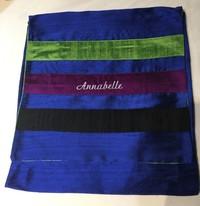 Anna's Tallit Bag