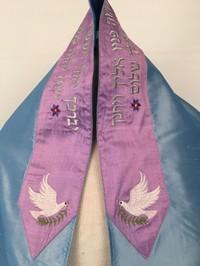 Atarah with doves