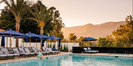 Ojai Valley Inn & Spa Pool