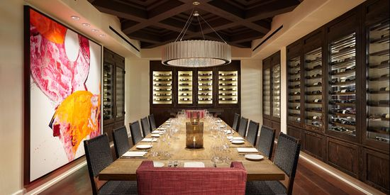Ojai Valley Inn & Spa Wine Room