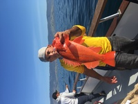 Coral Sea Private Charter gets the fish!