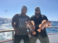 Coral Sea Small Charter Success!