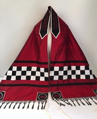 Alex's Racing Tallit