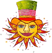 Santa Barbara Summer Solstice Parade Logo
