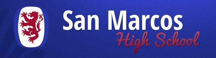 San Marcos High Football Santa Barbara Logo