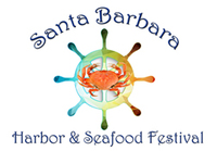 Santa Barbara Harbor and Seafood Festival Logo