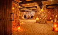 Healthful Hangout: Inside the Salt Cave Santa Barbara